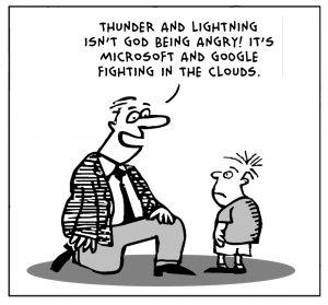MS vs Google